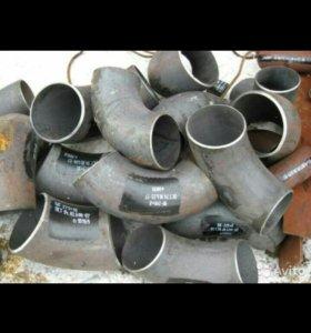 Отводы стальные 90 гост 17375-01