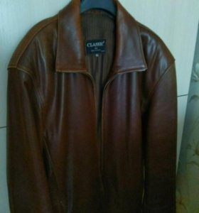 Кожаная куртка( Турция )