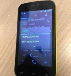 Смартфон BQ BQS-4003 в разбор