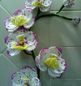 Цветы бисерные . Подарок