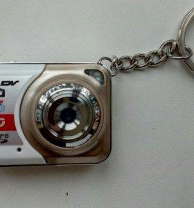 Мини камера 1080P (Full-HD) MicroSD / TF