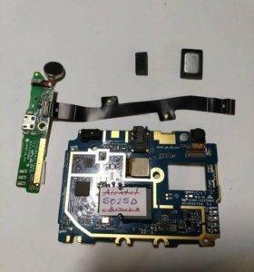 Смартфон Alcatel 5025D в разбор