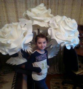 Ростовые цветы продажа и аренда