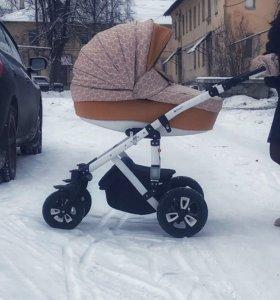 Коляска bebi-mobile toskana