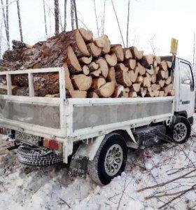 Продаю дрова сухие 4 куба