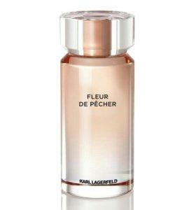 Весенний аромат Fleur de Pecher от KARL LAGERFELD