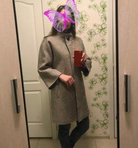 Пальто новое 44 р-р.