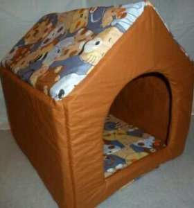Мягкий домик для животных