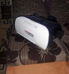 Виртуальные 3Д очки
