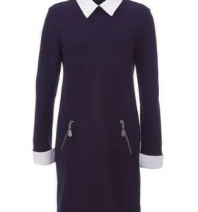 Школьное платье gulliver