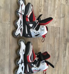 Роликовые коньки Rollerblade 39-40 размер.