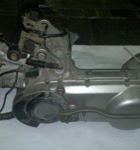двигатель сузуки авенис 125 кубов