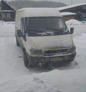 Форд транзит 2,4ТД. 2001г.в.