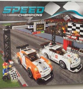 LEGO конструктор Speed champions