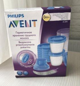 Контейнеры для молока Philips Avent