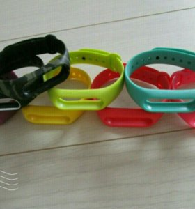 Xiaomi Mi Band 2 ремешки