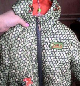 Куртка детская на 9 мес