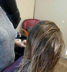 Обучение парикмахерскому искуству