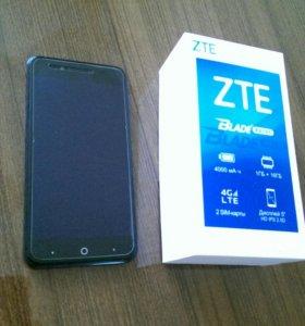 Смартфон ZTE Blade A610C Dark Blue LTE