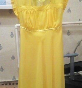 Шифиновые  платья