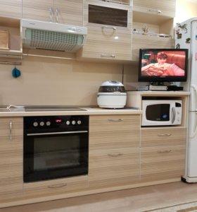 Квартира, 1 комната, 55.3 м²