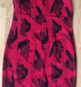 Новое платье футляр H&M