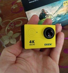 Экшн камера Ekon h9