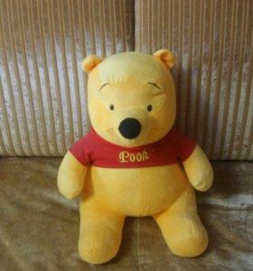 Мягкая игрушка медведь Винни - Пух