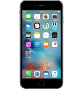 Iphone 6Plus 16Gb, grey
