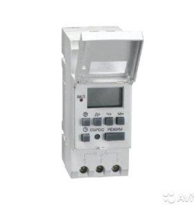 Таймер цифровой ТЭ15 16А 230V