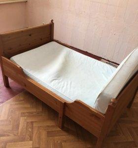 Детская кровать кровать икеа