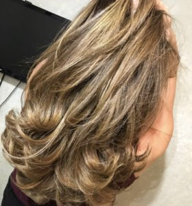 Услуги стилиста парикмахера