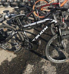Велосипед Slion новый 27 скоростей
