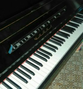 """Пианино """"Чайка"""""""