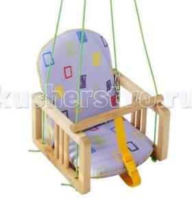 Качели подвесные детские