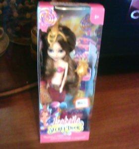 Кукла-Русалка. 25 см. с аксессуарами. НОВАЯ