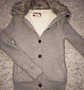Куртка-свитер