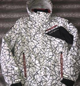 Горнолыжная куртка мужская 48-50 размер