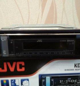 Магнитола JVC KD-R889BT