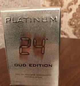 Духи мужские 24 Platinum