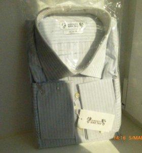 рубашка Roberto Bruno, р.XL-XXL, новая