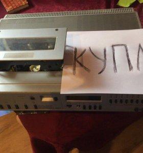 Отечественный видеомагнитофон