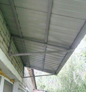 Окна двери потолки
