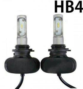 Продам светодиодные лампы hb4