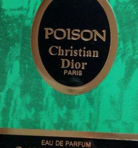 """Парфюмированная вода от Dior """"Poison"""""""