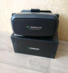 Vr очки, шлем виртуальной реальности