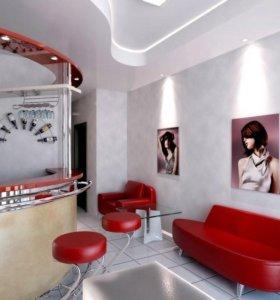 Салон красоты с помещением в собственности