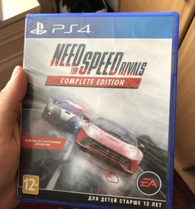 Need for speed Rivals. Complete edition