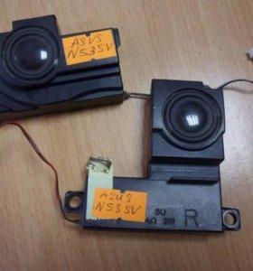Динамики для ноутбука ASUS N53SV Б/у