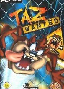 Диск с игрой TazWanted